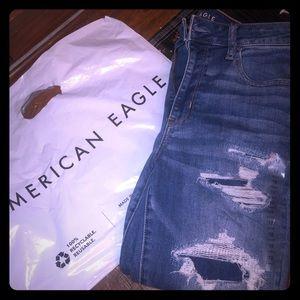 BNWT American Eagle Women's Super Stetch Jeans 12